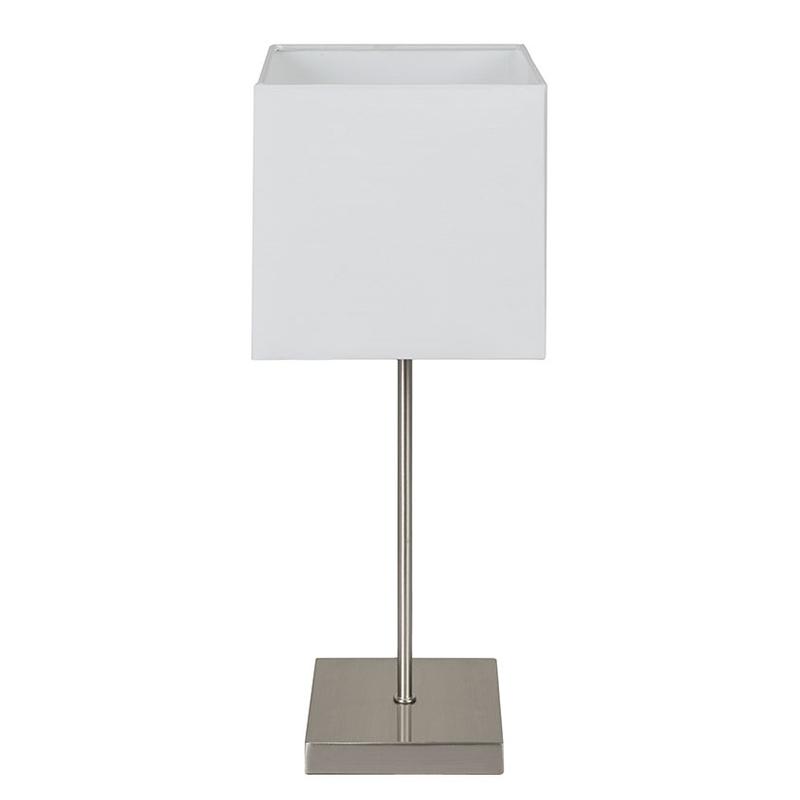 Lámpara sobremesa táctil DUOLEC Split Blanco