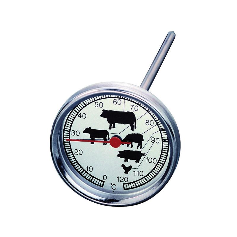 Termómetro HERTER para carne/asados
