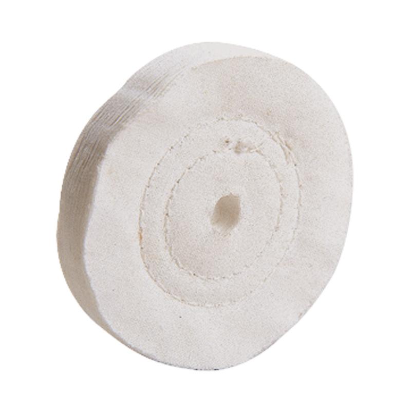 Disco de algodón para pulido RATIO