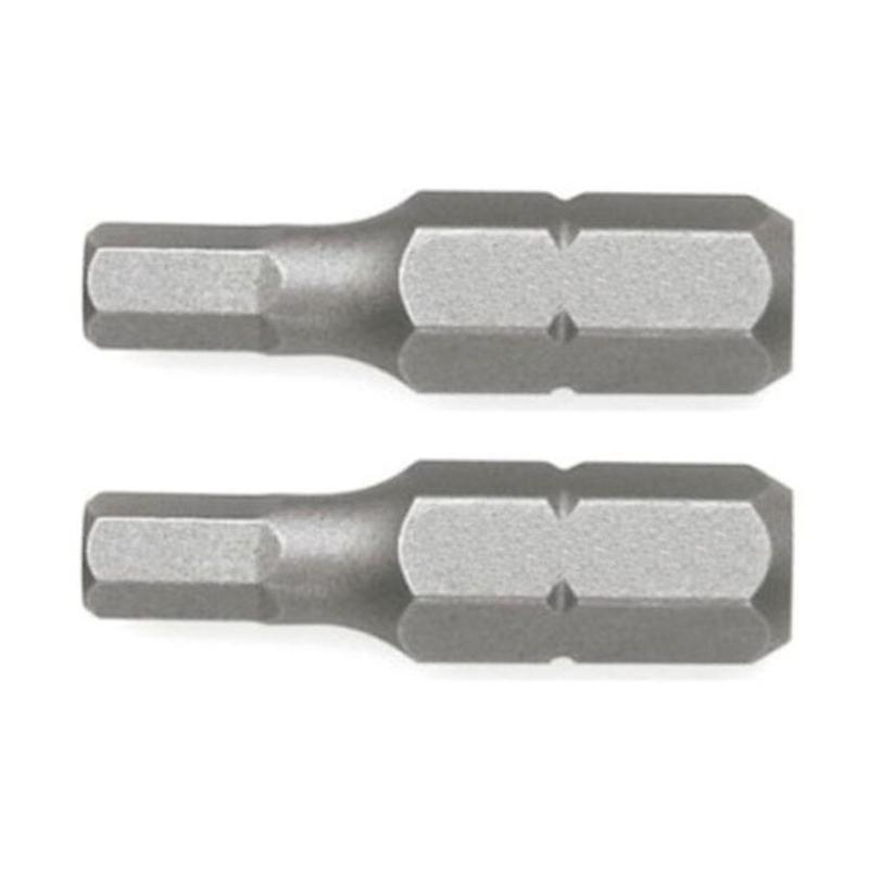 Punta atornillado RATIO 25mm Serie Vanadium S2 Allen