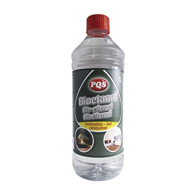 Etanol líquido biochimeneas