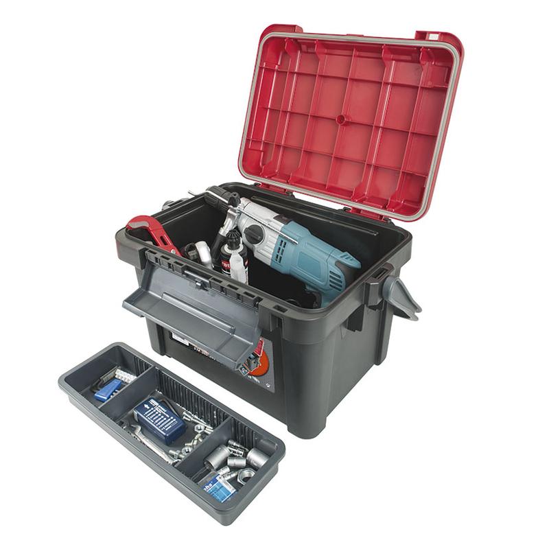 Caja de herramientas RATIO 6703