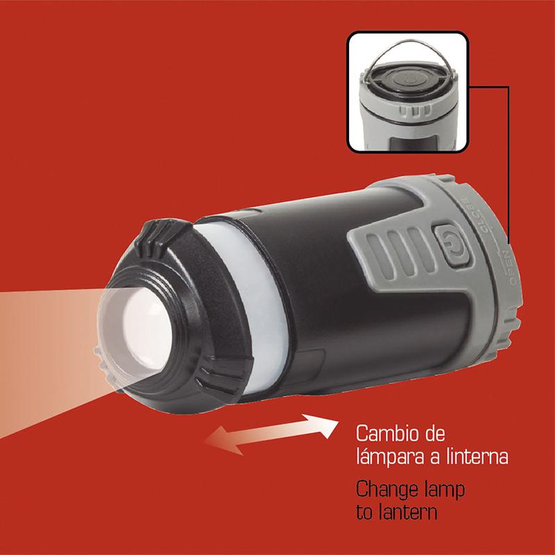 Lámpara RATIO Lamplight 6916 Duplo