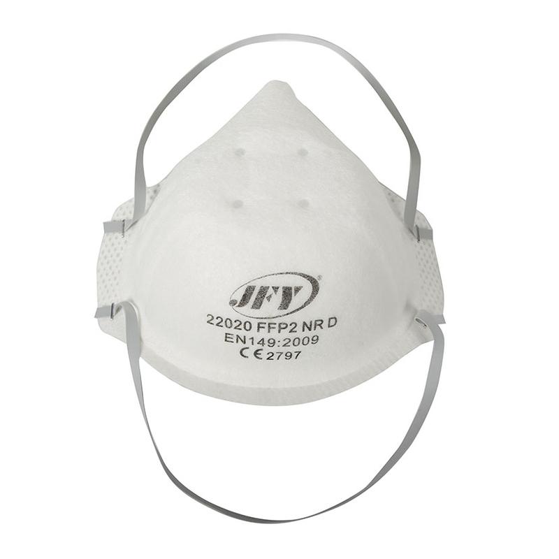 Caja 20 mascarillas protección moldeadas 22020 FFP2 NR D