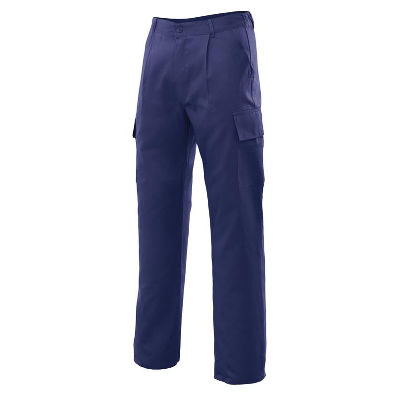 Pantalón multibolsillos VELILLA Vértice azul marino