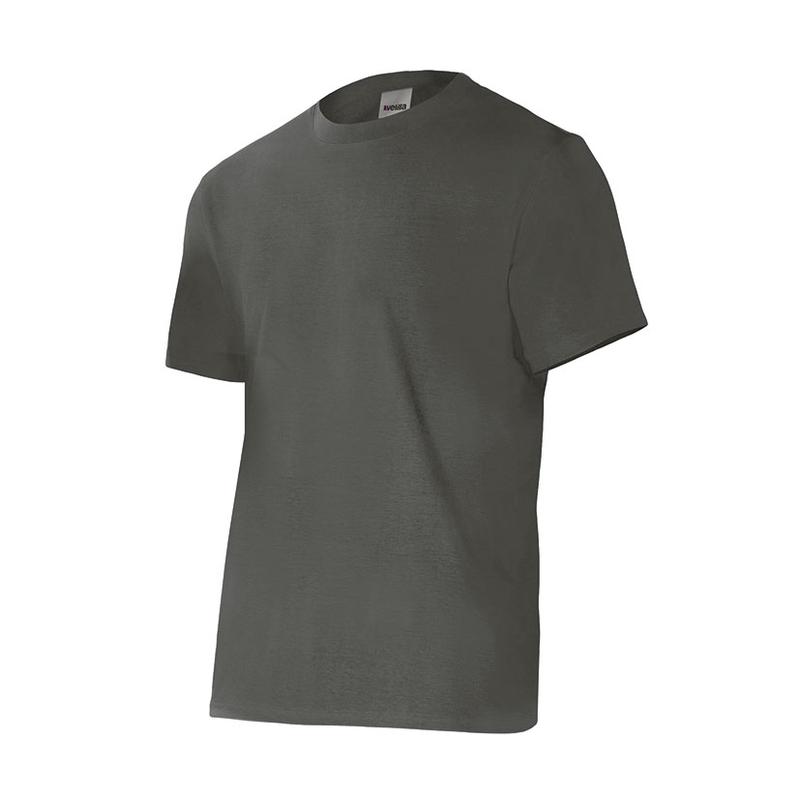 Camiseta manga corta VELILLA 5010 gris