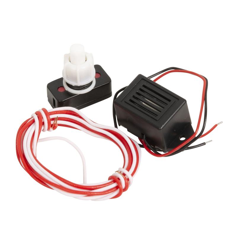 Kit eléctrico DUOLEC manualidades zumbador