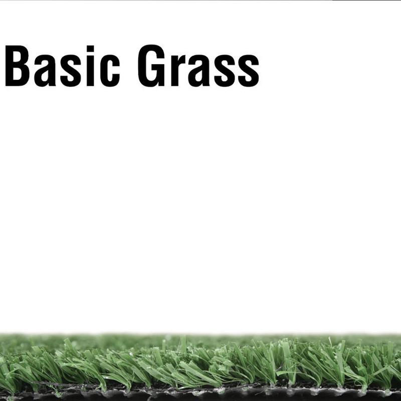 Césped artificial LISTA Basic Grass 2x20 m