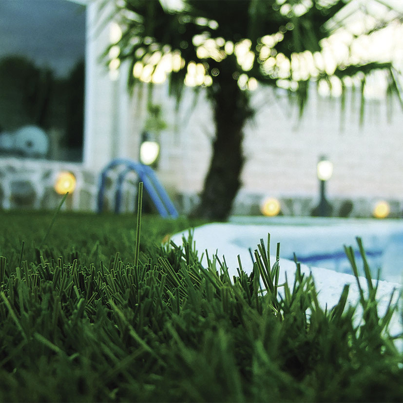 Césped artificial LISTA Standard Grass espesor 20 mm 2x4 m