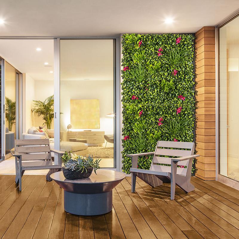 Jardín vertical NORTENE Villa 100x100