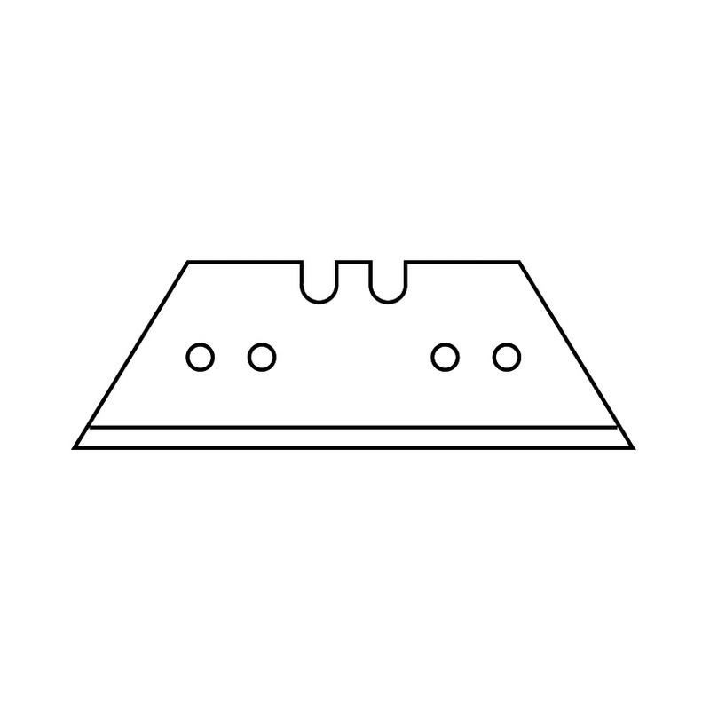 Cúter hoja retráctil automática RATIO 7801
