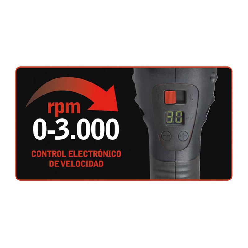 Pulidora angular RATIO PR1100E