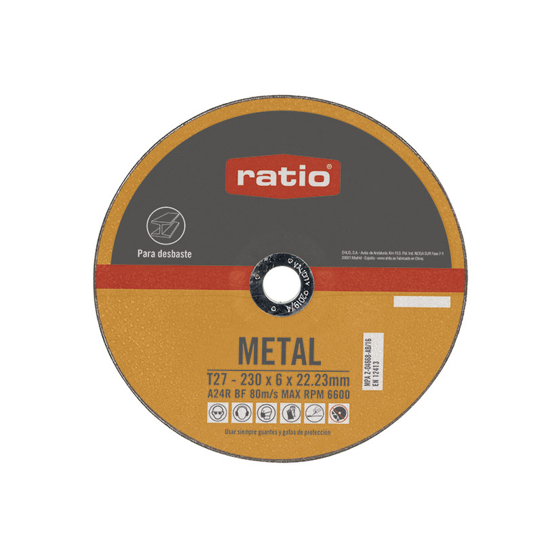 Amoladora angular RATIO AR2350