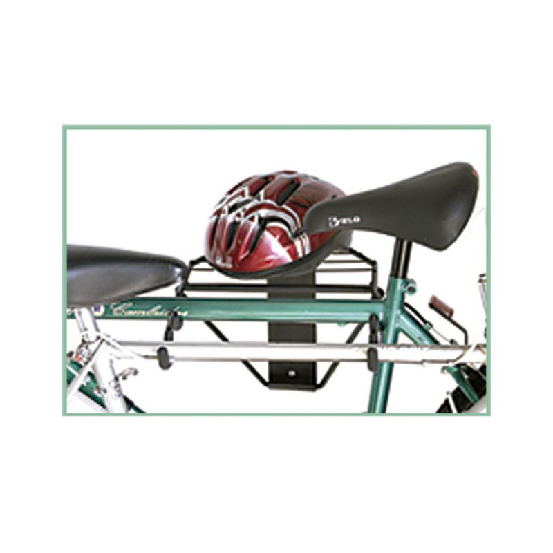 Soporte plegable 2 bicicletas EHL modelo 110