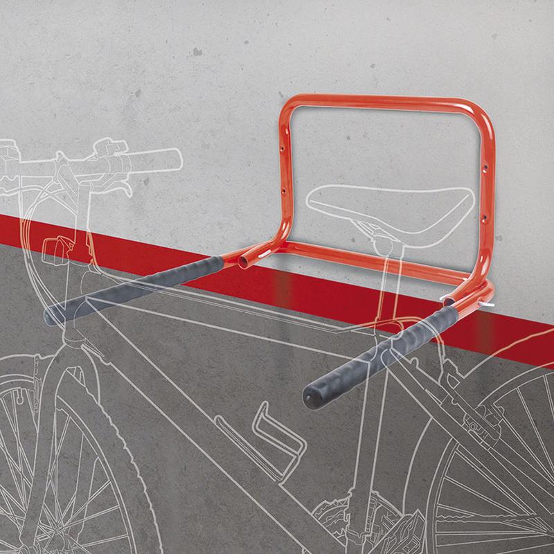 Soporte plegable 2 bicicletas EHL modelo 111
