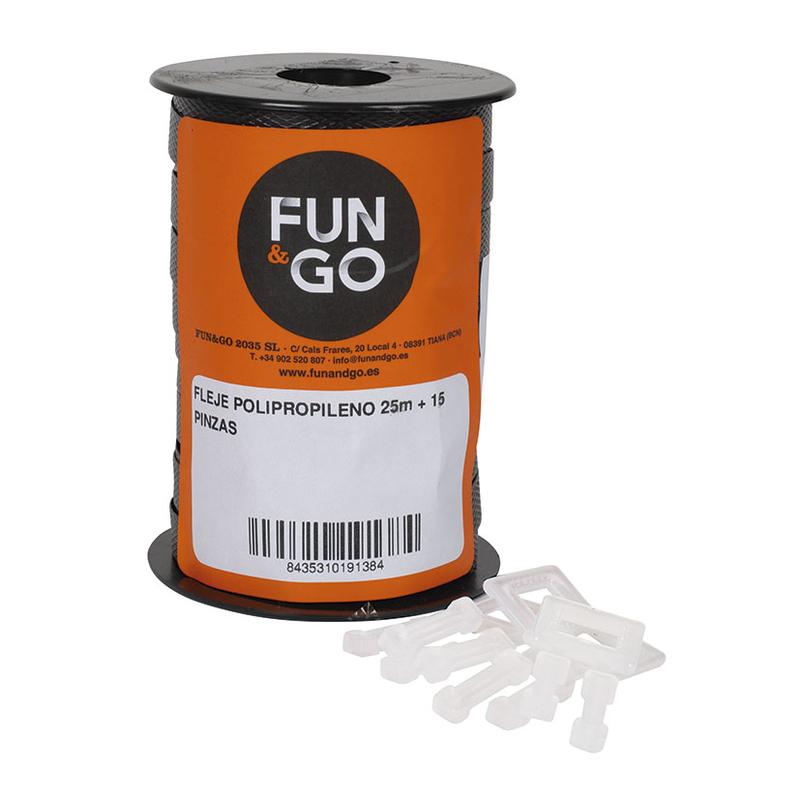 Fleje polipropileno FUN&GO
