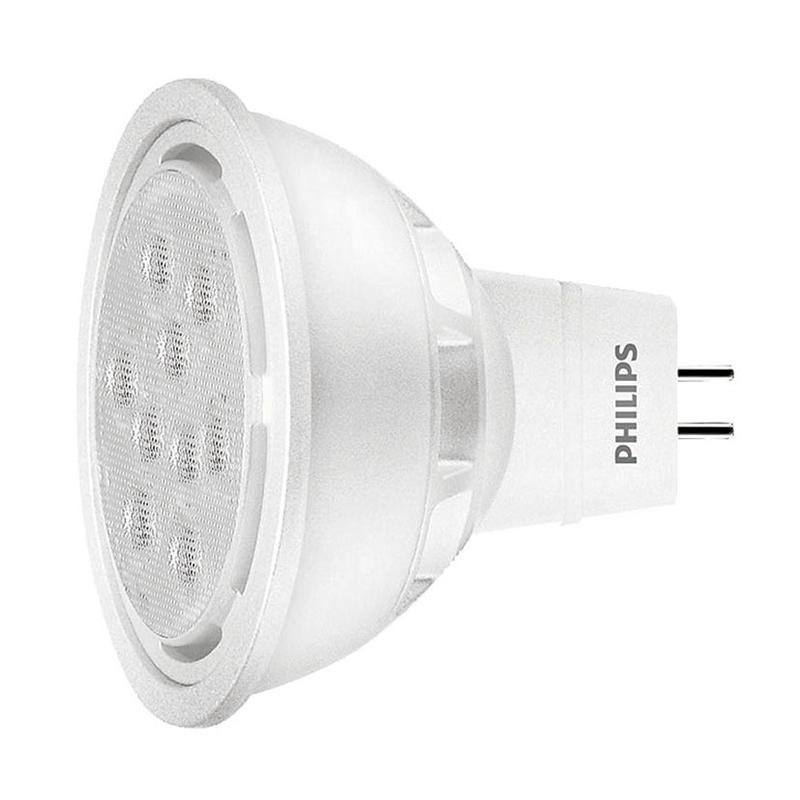 Bombilla LED dicroicas 36º PHILIPS MR16 luz día 8,2w
