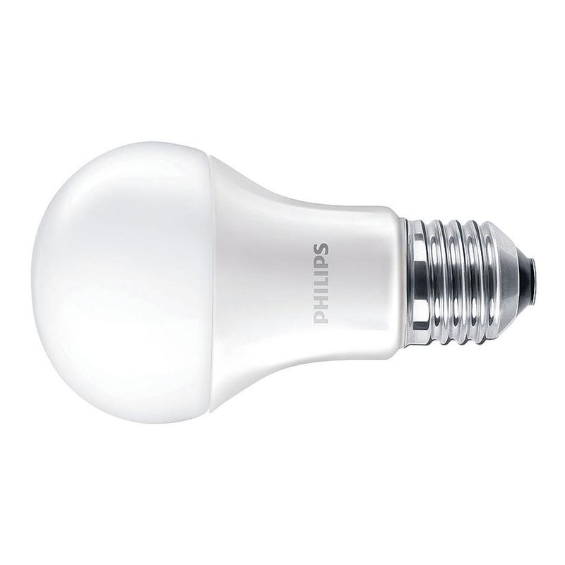 Bombilla LED estándar PHILIPS E27 luz día 13W