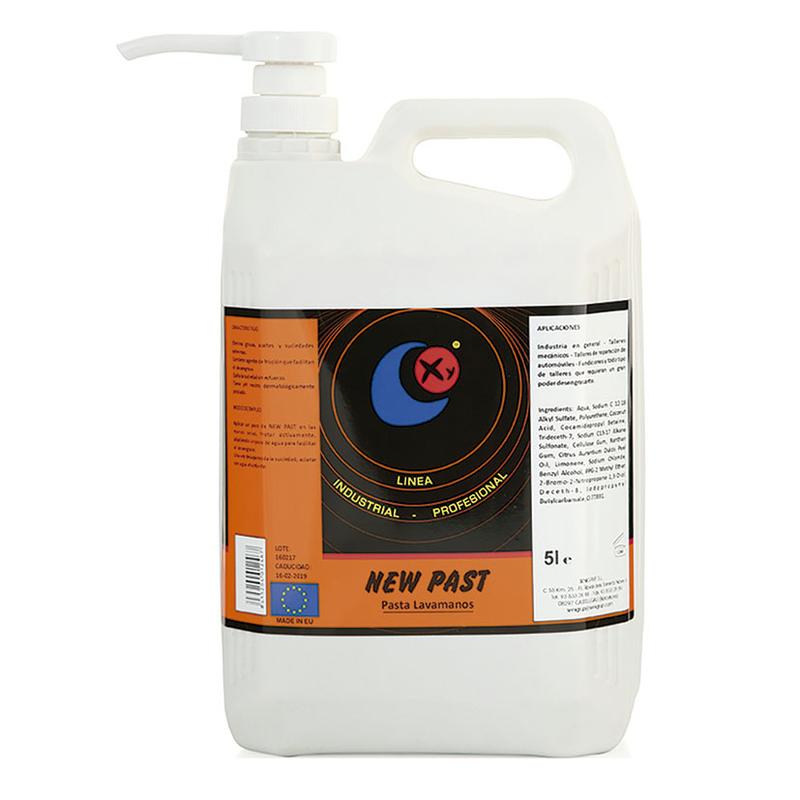 Limpiamanos industrial pasta SENIGRUP NEW PAST 5 l con dosificador