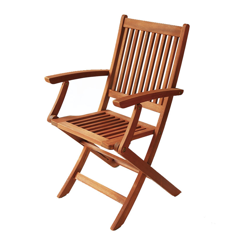 sillas de madera jaedín plegables