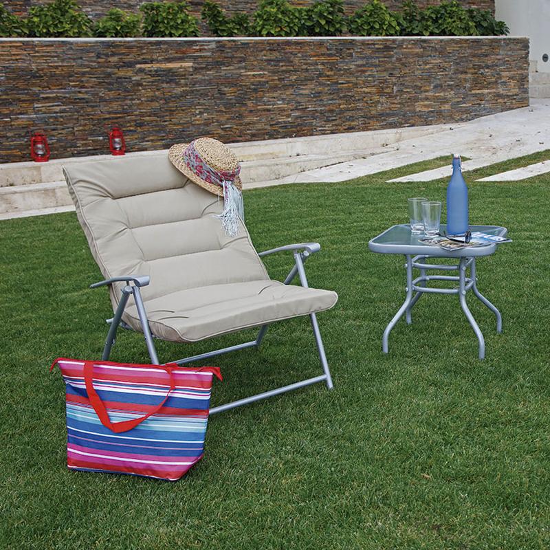 Conjunto Relax de jardín