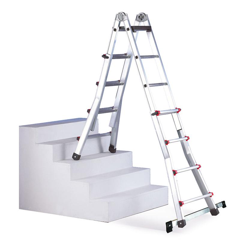 Escalera teléscopica multiposición SVELT Escalísima