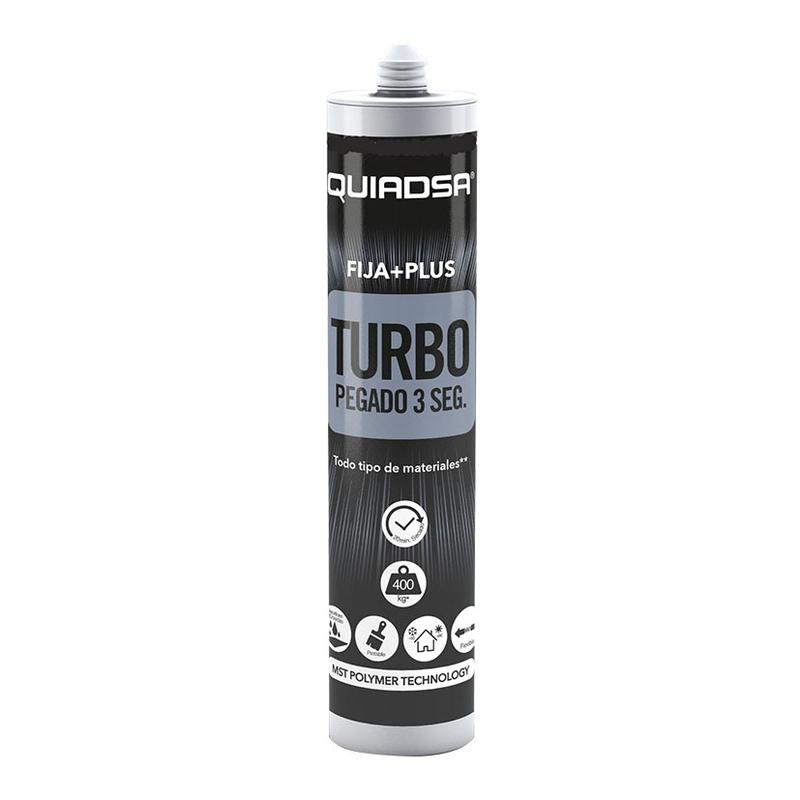 Adhesivo Fija Plus QUIADSA Turbo 290 ml