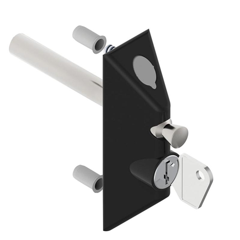 Bloqueador apertura ALMA para puerta 2 llaves