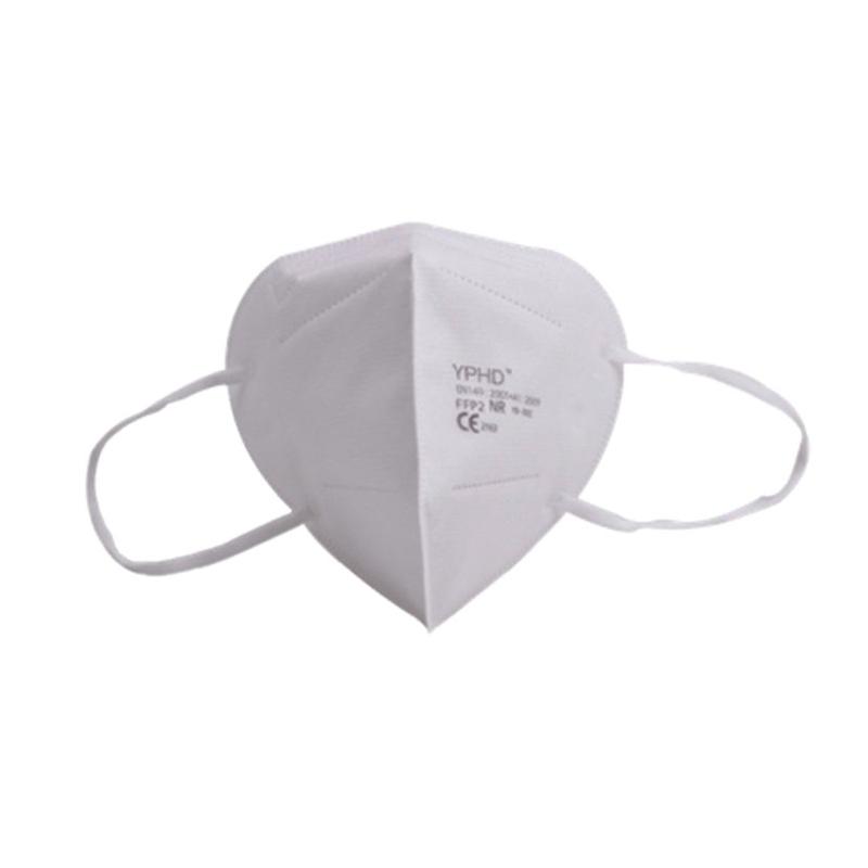 Mascarilla protección FFP2 NR IRUDEK YD-002 YPHD, 50 unidades