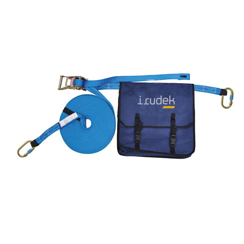 Línea de vida portátil IRUDEK X2