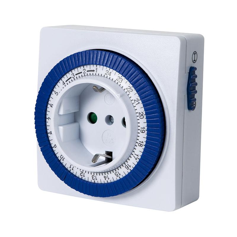 Programador eléctrico manual DUOLEC PM-2