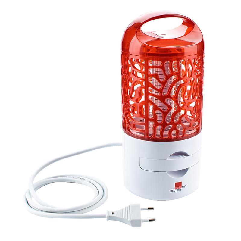 Eliminador de insectos SWISSINNO LED 10W-40m2