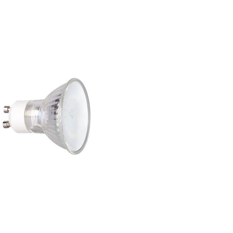 Bombilla LED  dicroicas 120º DUOLEC GU10 luz fría 5w