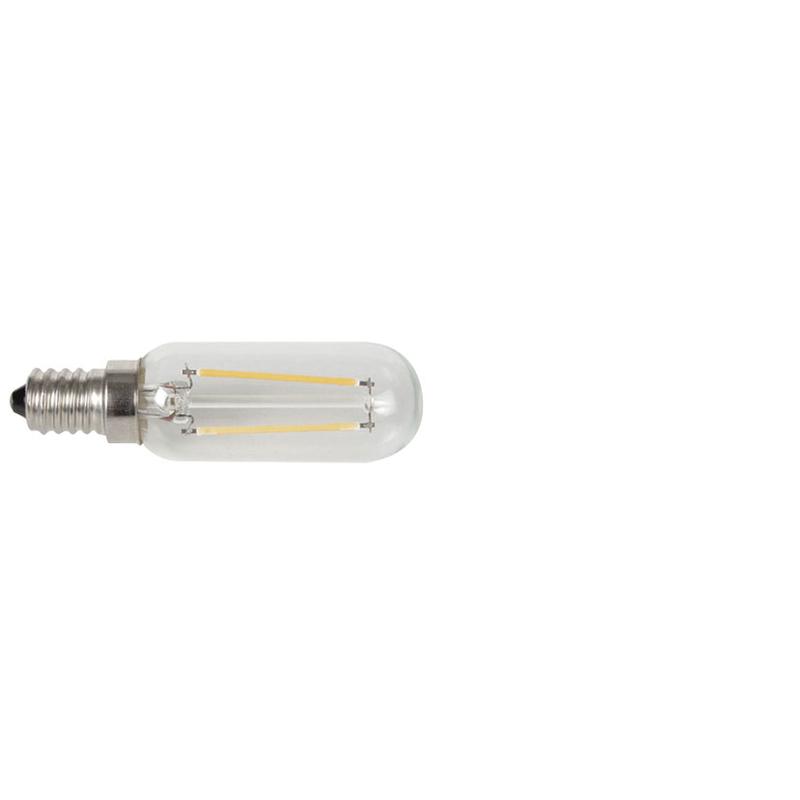 Bombilla LED para campana extractora DUOLEC E14 luz cálida 2W