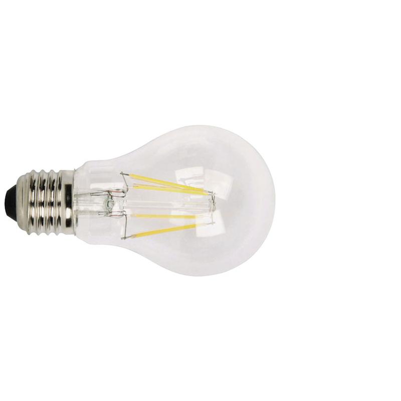 Bombilla LED Classic estándar DUOLEC E27 luz fría 6W