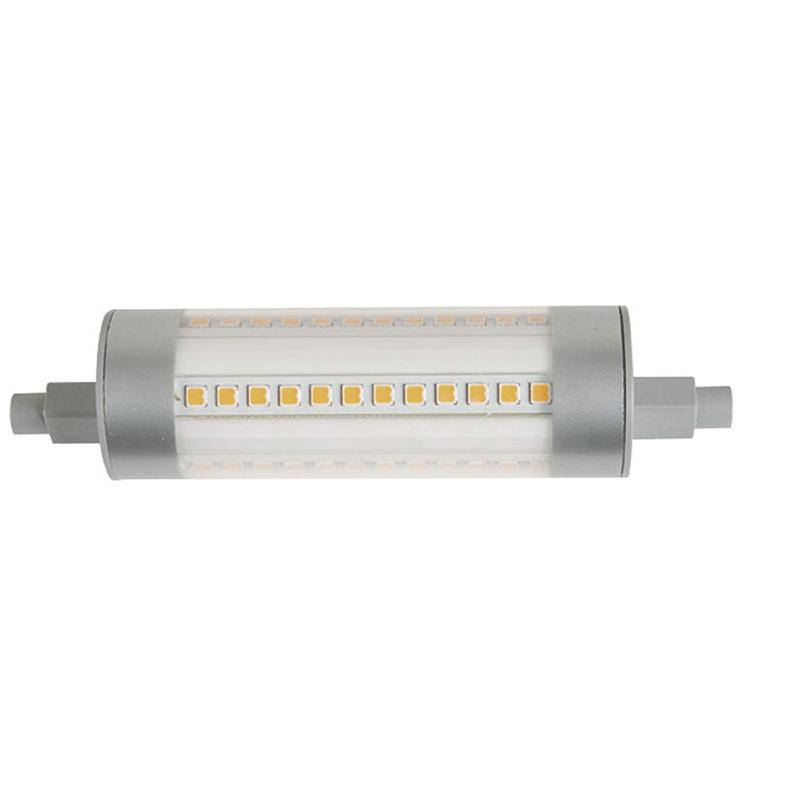 Bombilla R7S LED DUOLEC luz cálida 12w