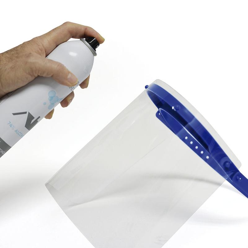 Spray higienizante PROVIT multisuperficies caja de 12