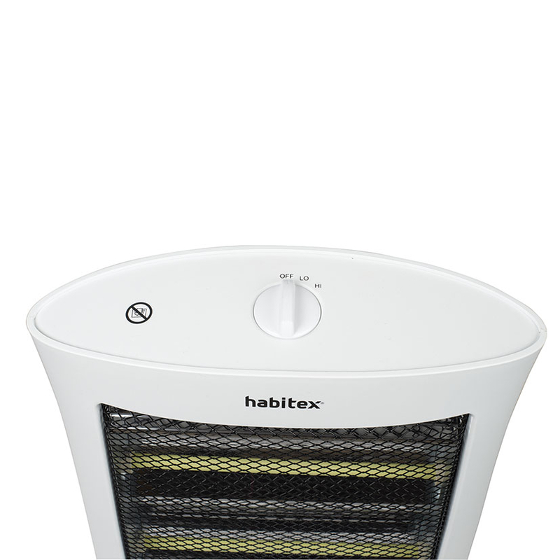 Estufa cuarzo HABITEX HQ345 800 W