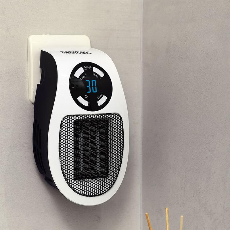 Calefactor cerámico HABITEX HQ349 450 W