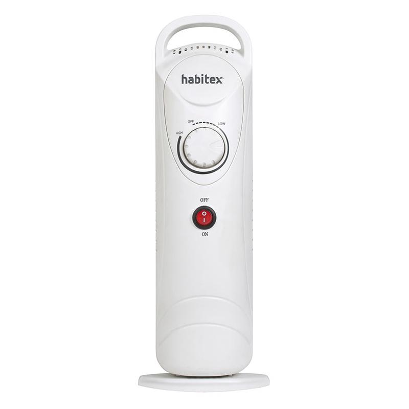 Mini radiador de aceite E352 HABITEX 1.000 W