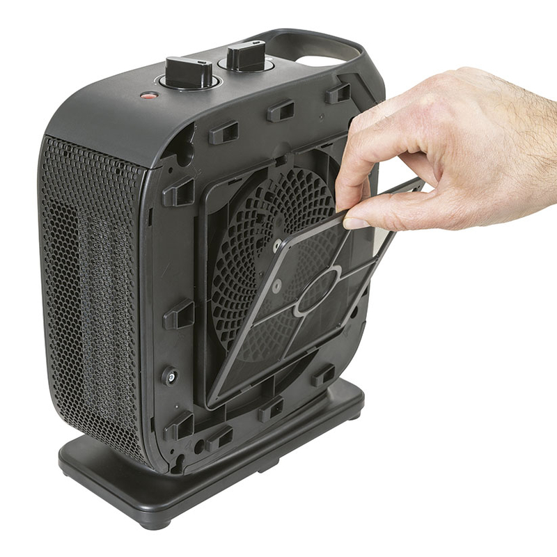 Calefactor cerámico HABITEX HQ364 1500W