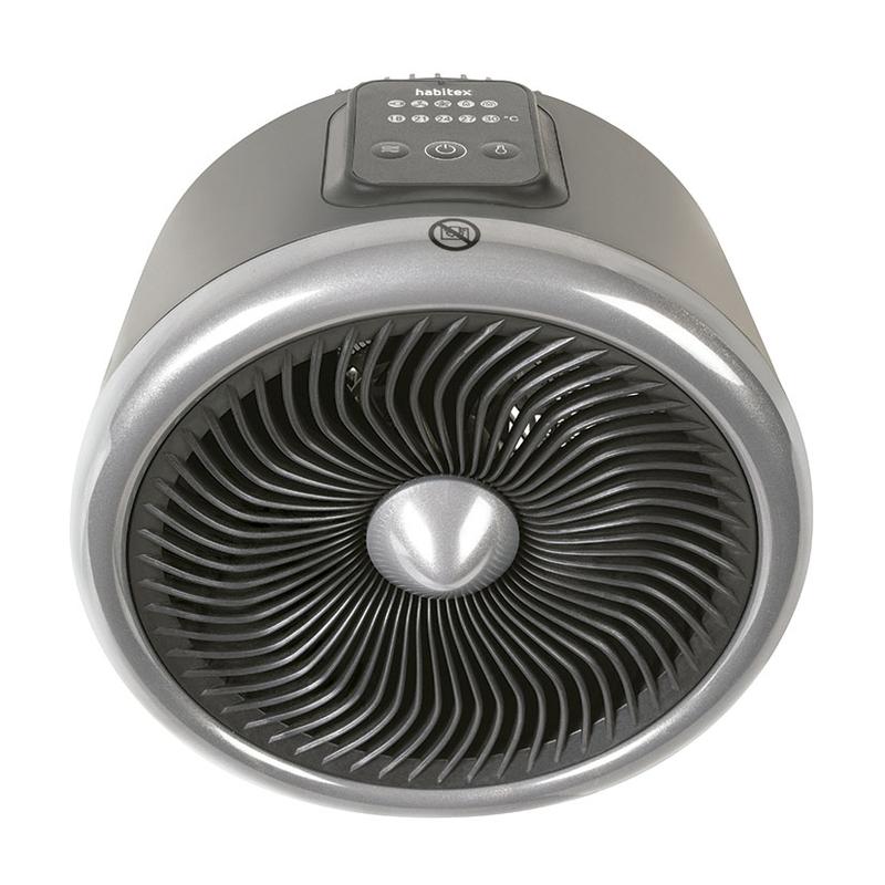 Calefactor cerámico HABITEX HQ368 2000W