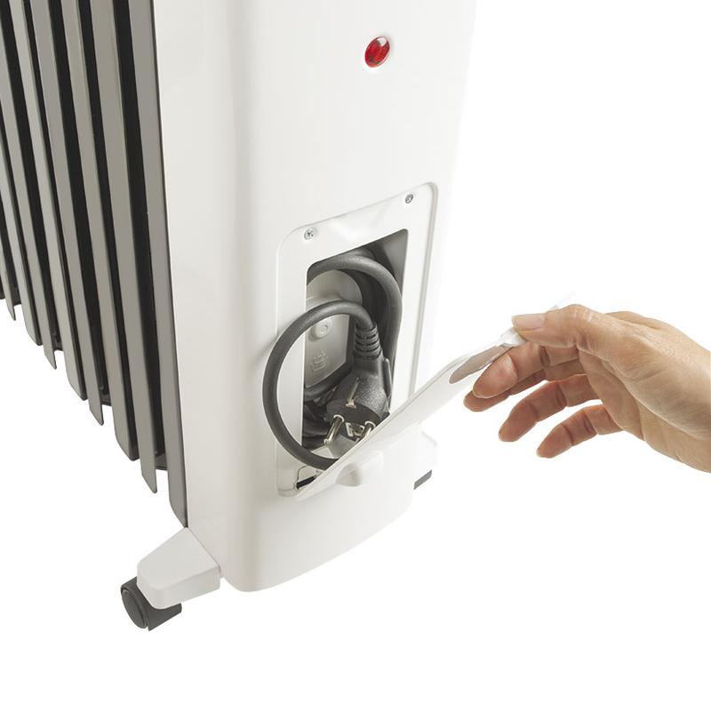 Radiador de aceite HABITEX HQ432 2300W