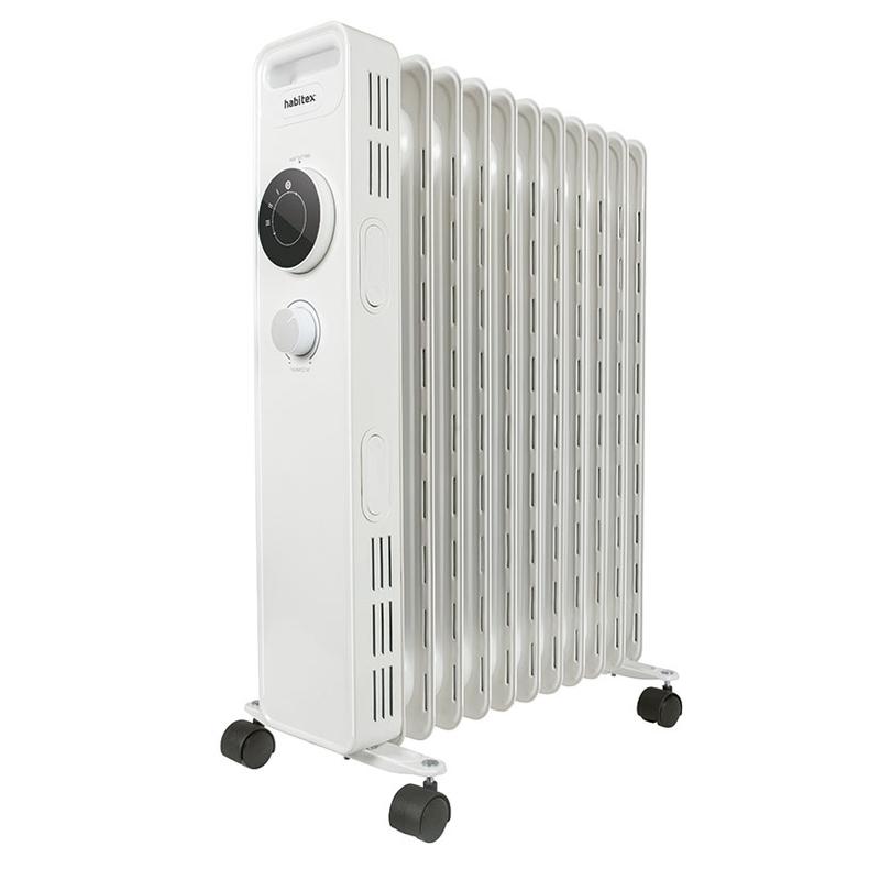 Radiador de aceite HABITEX H460 2000 W