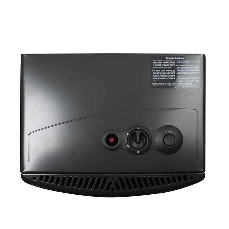 Estufa de gas CAMPINGAZ CR5000 termo Gris