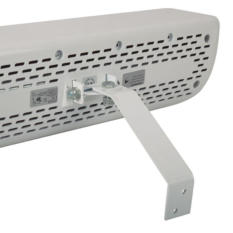 Calefactor halógeno INFRACALOR pie Scala 2000W