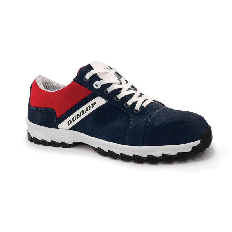 Zapato de seguridad DUNLOP Street Response Azul S3 SRC HRO
