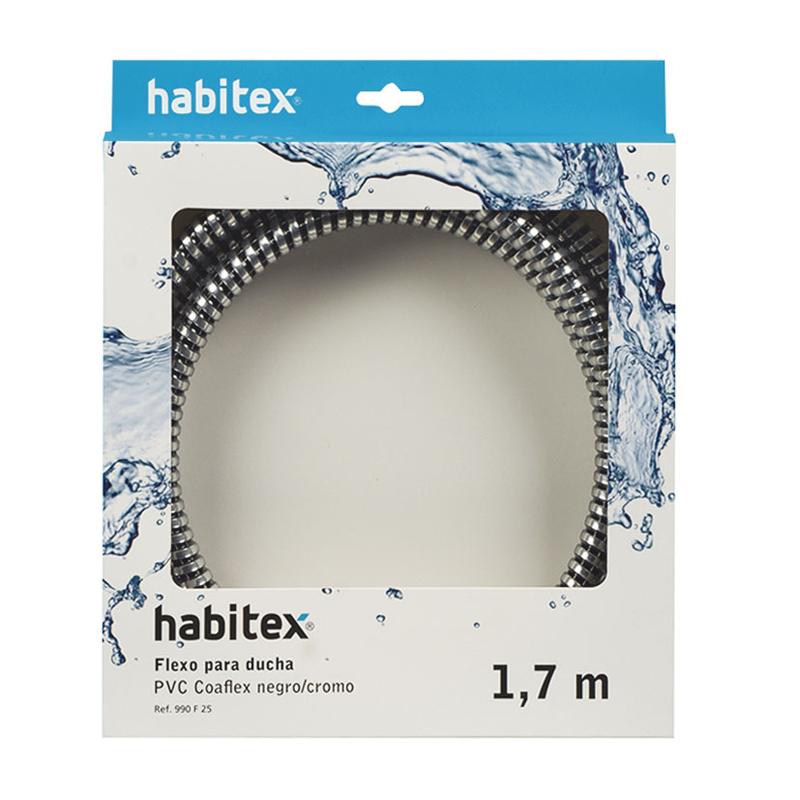 Flexo ducha HABITEX coaflex 1,70 m