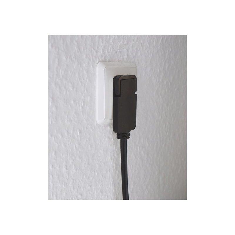 Alargador eléctrico IP20 H05VV-F 3G1,5 con clavija plana para uso en interiores Brennenstuhl