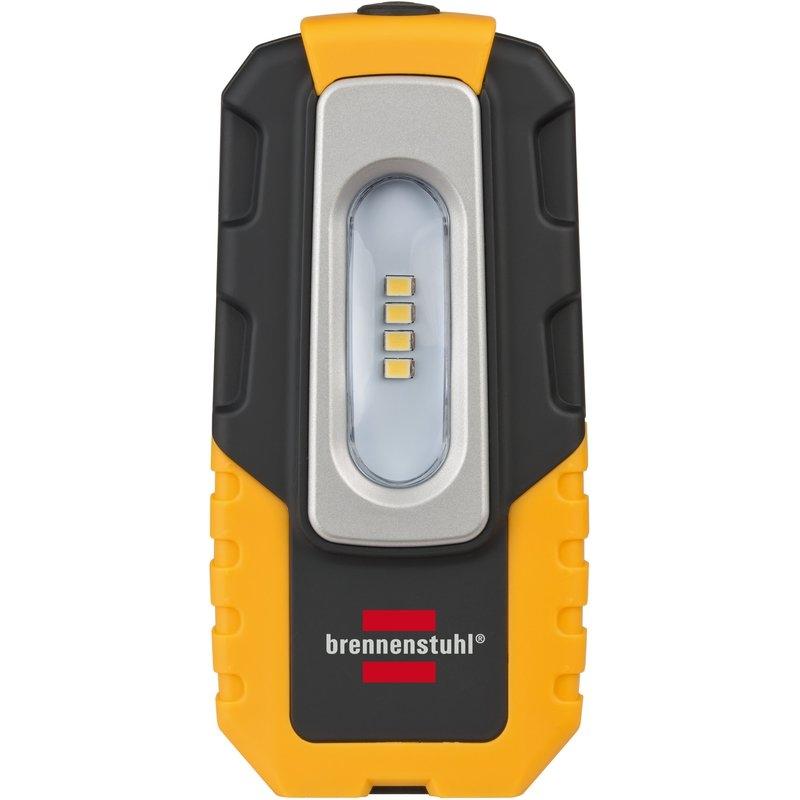 Linterna de trabajo LED con batería recargable HL DA 40 MH (200 lm) Brennenstuhl